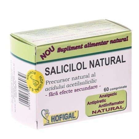 Salicilol Natural 60cpr HOFIGAL
