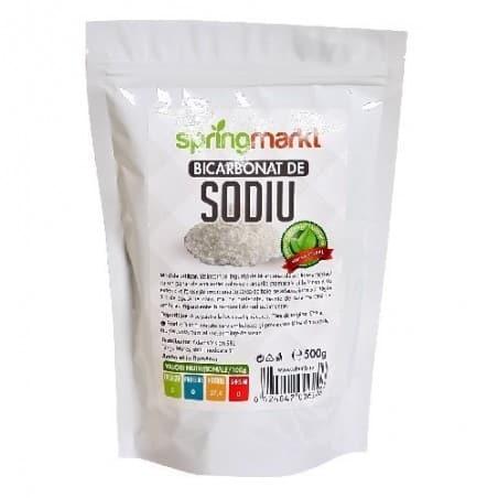 Bicarbonat De Sodiu Alimentar 500gr ADAMS VISION