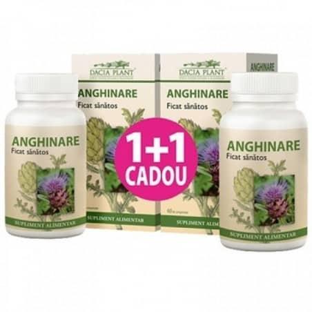 Anghinare 60cpr 1+1 GRATIS DACIA PLANT
