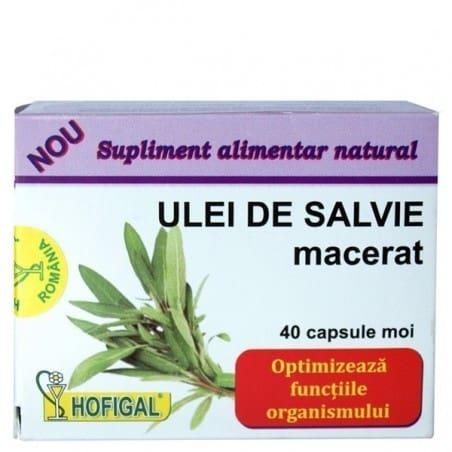 Ulei Salvie 40cps Moi HOFIGAL