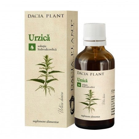 Tinctura Urzica 50ml DACIA PLANT
