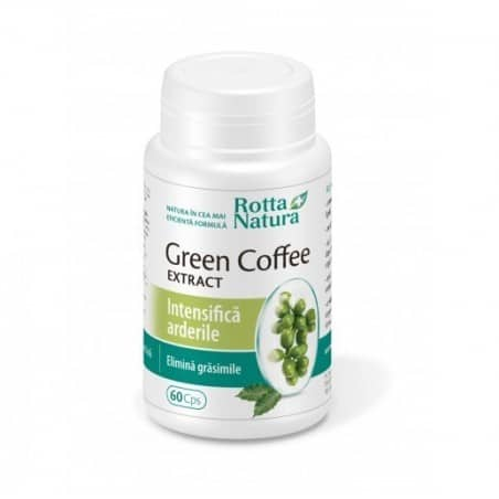Green Coffee Extract 60cps ROTTA NATURA
