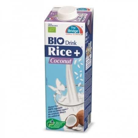 Lapte (BIO) Din Orez Cu Cocos 1L MY BIO NATUR