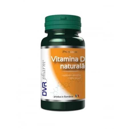 Vitamina C naturala 60 cps Dvr Pharm