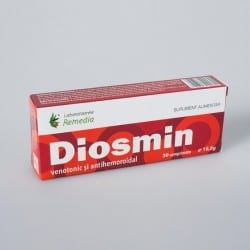 DIOSMIN 3 bls x 10 cpr LAB REMEDIA