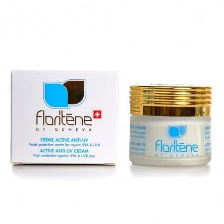 Cremă activă anti UV 50ml Floritene