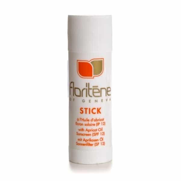 Lipstick aromă caise - protecţie UV 15ml Floritene