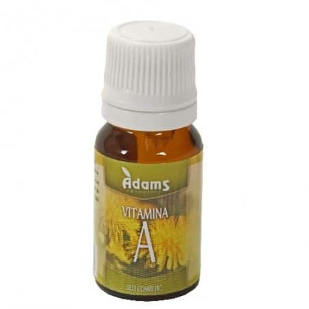 Vitamina A 10ml (ulei cosmetic) Adams Vision