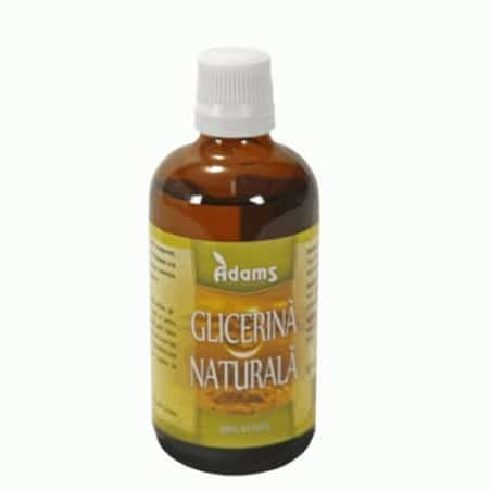 Glicerina naturala 100ml Adams Vision