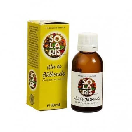 Extract uleios de galbenele 30ml SOLARIS
