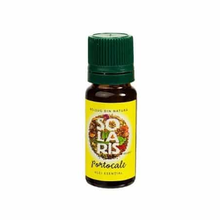Ulei de portocale volatil 10ml SOLARIS