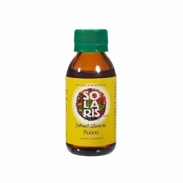 Extract uleios de ricin 100ml SOLARIS