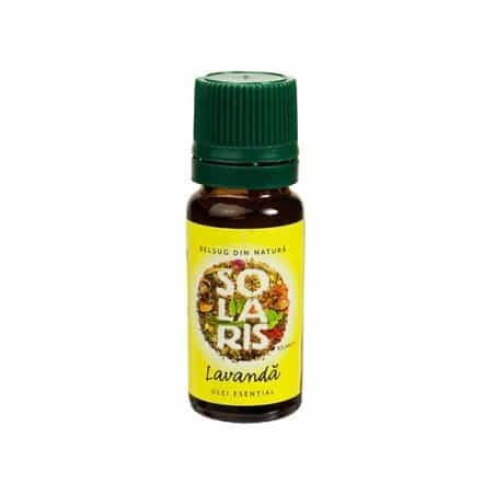Ulei de lavanda volatil 10ml SOLARIS
