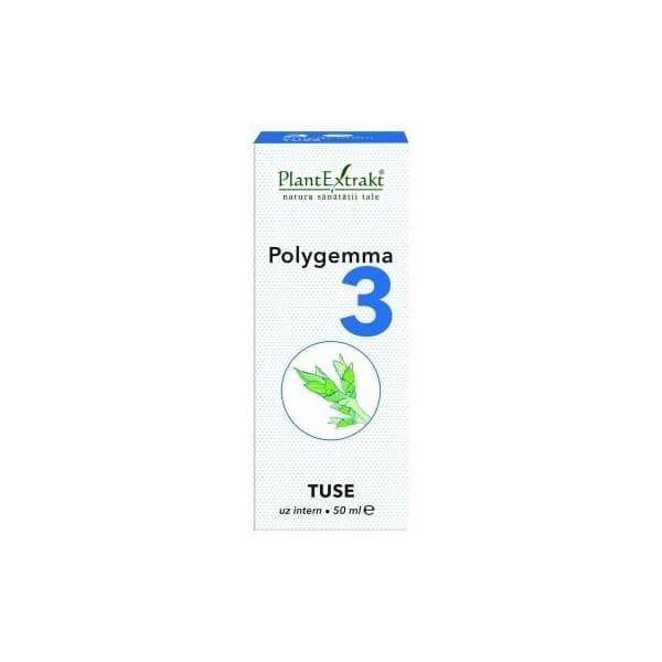 POLYGEMMA NR.3 50ML TUSE Plantextrakt