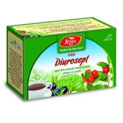 Ceai Diurosept, 20 pliculete FARES