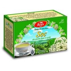 Ceai Soc, 20 pliculete FARES