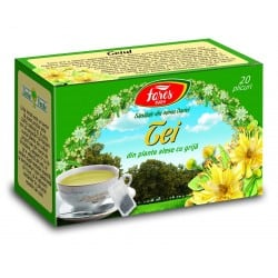 Ceai Ginosept, 20 pliculete FARES