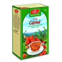 Ceai Catina - Fructe, punga a 50 gr FARES