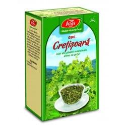 Ceai Cretisoara - Iarba, punga a 50 gr FARES