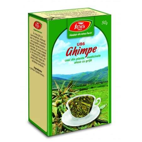 Ceai Ghimpe – Iarba, punga a 50 gr FARES