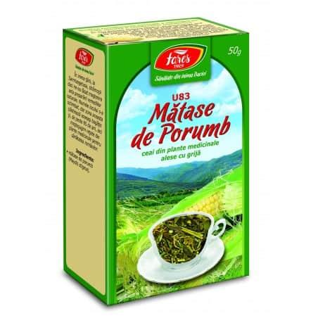 Ceai Matase Porumb, punga a 50 gr FARES