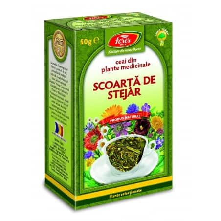 Ceai Stejar – Scoarta , punga a 50 gr FARES