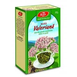 Ceai Brusture - Radacina, punga a 50 gr FARES