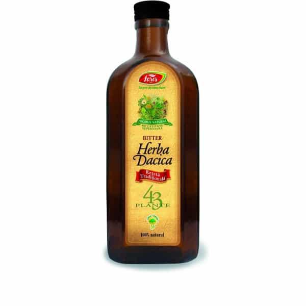 Herba Dacica, bitter 250 ml FARES