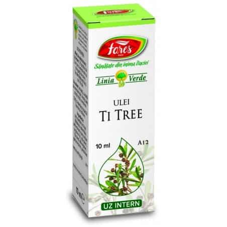 Ulei Esential de Ti Tree, 10 ml FARES