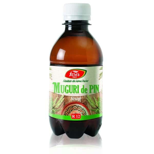 Muguri De Pin, Sirop 250 ml FARES