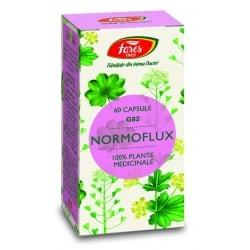 Normoflux, capsule 60 buc FARES