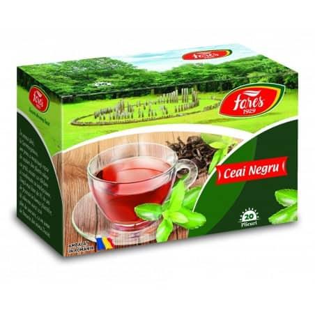 Ceai Negru, 20 pliculete FARES