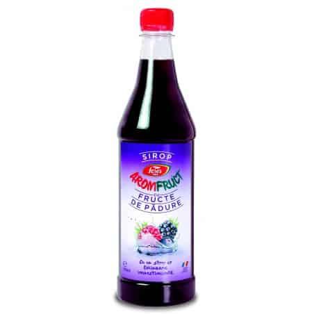 Ceai Fructe De padure cu un Strop de Echinacea Imunostimulenta FARES