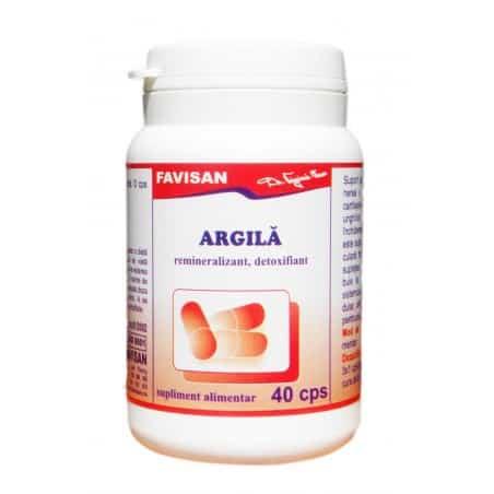 Argila 40cps FAVISAN