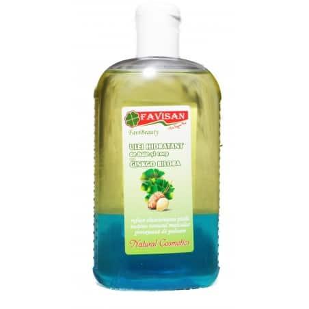 Favibeauty - Ulei Hidratant De Baie Si Corp 300 ml FAVISAN