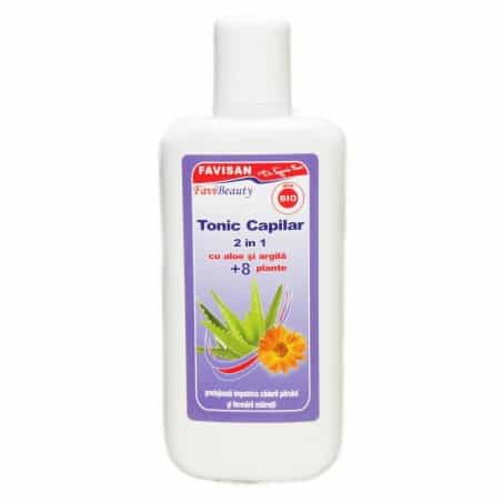 Favibeauty-Tonic Capilar 2 In 1 250ml Favisan