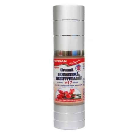 Virginia- Crema Nutritiva, Multivitamin 30 ml FAVISAN