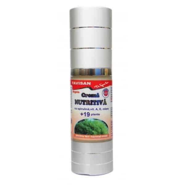 Virginia-Crema Nutritiva 30ml FAVISAN