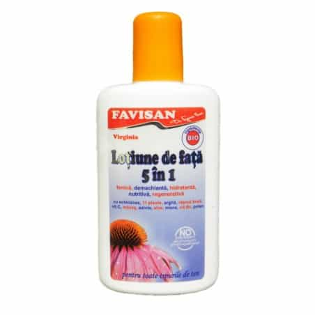 Virginia-Lotiune De Fata 5 In1 – Lotiune de fata 5 in 1 70 ml FAVISAN