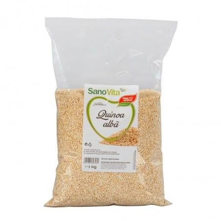 Quinoa albă 1kg Sanovita