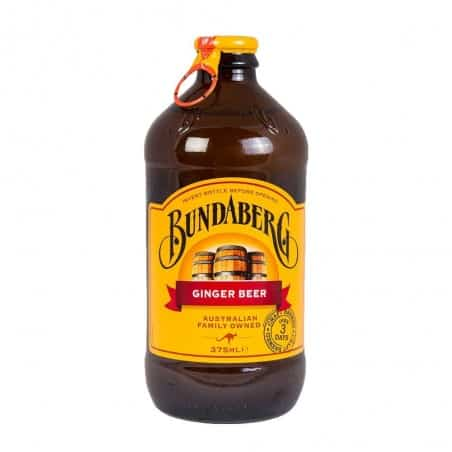 BUNDABERG -Bautura Ginger Beer 375ml Sanovita