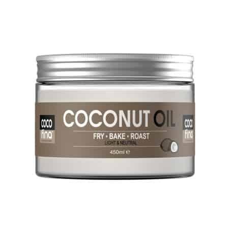 Ulei de Cocos 450 ml BIO COCOFINA