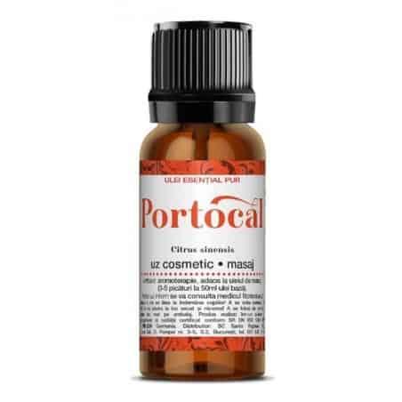 PORTOCALE - ulei esenţial 100% natural 10ml SANTO RAPHAEL