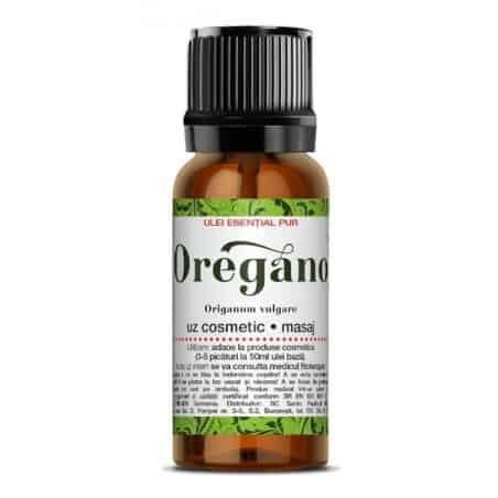 OREGANO - ulei esenţial 100% natural 10ml SANTO RAPHAEL