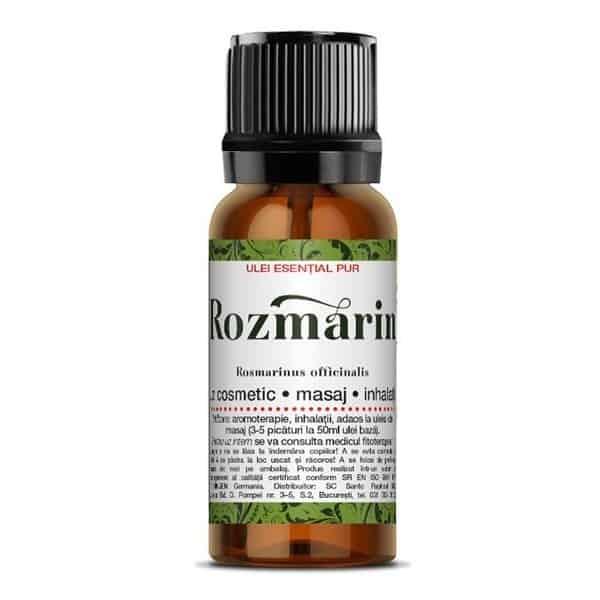 ROZMARIN - ulei esenţial 100% naturall 10ml SANTO RAPHAEL