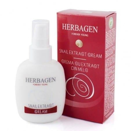 Crema Extract Din Melc 100ml HERBAGEN