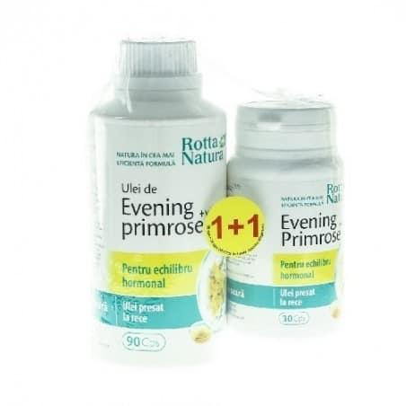 Evening Primrose+Vit E 90 (+30cps Gratis) ROTTA NATURA