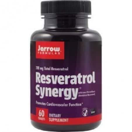 Resveratrol Synergy 60cpr SECOM