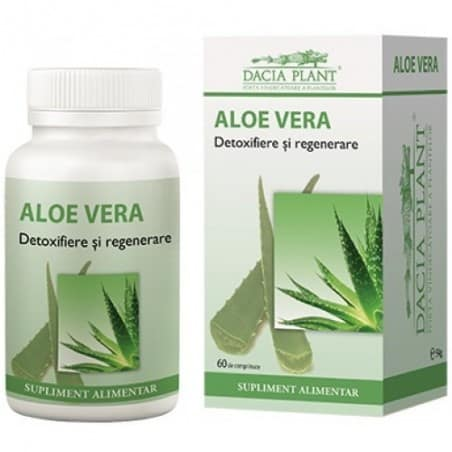 Aloe 60cpr DACIA PLANT