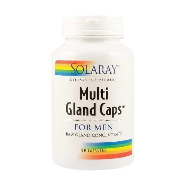 Multi Gland Caps For Men 90cps SECOM
